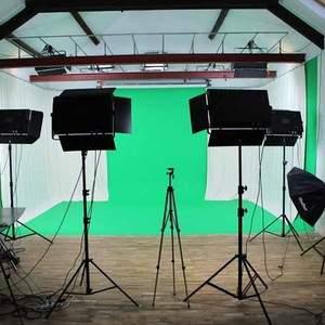 Studio bruxelles Chroma key green key  fond vert  photo  shooting