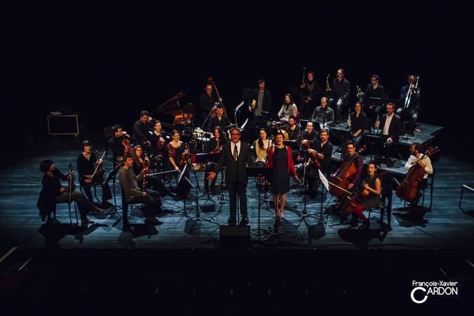 Concert d'Orchestra ViVo! Direction Garrett List