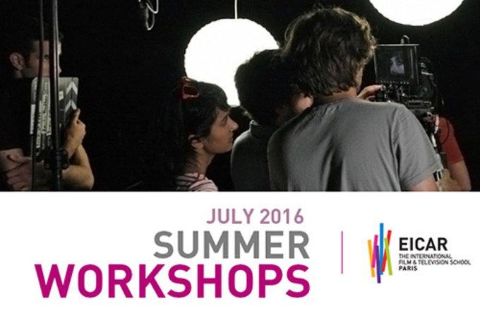 EICAR Summer Workshops - Making a short