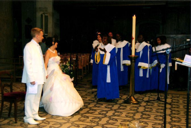 organisation de crmonie de mariage par chorale gospel lyon - Chorale Gospel Pour Mariage