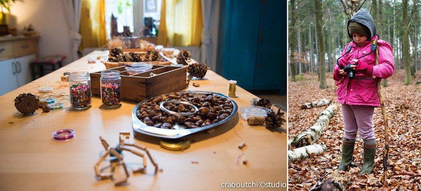 Stages d'automne, faites le plein de créativité et d'imagination!