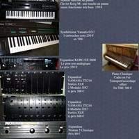 basilemusic vente de notre matériel sonorisation, lumière, et instrument de musique.