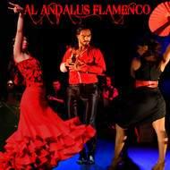 AL ANDALUS FLAMENCO NUEVO - THEATRE DE VIENNE 5 et 6 Décembre