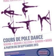 COURS DE POLE DANCE BRABANT WALLON (Braine-L'alleud))