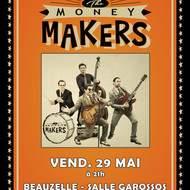 Concert Swing / Rock' n' Roll avec The Money Makers