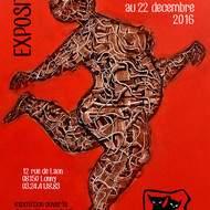Exposition de l'artiste Yves Cairoli
