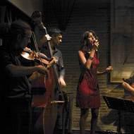 """Quartet Gypsy Jazz """"Swing Vandals"""""""