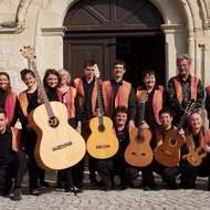 Concert de l'Orchestre de Guitares de Provence