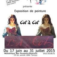 Exposition de peinture : COT à COT