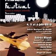 Festival AÏWAH à Nîmes les 4, 5 et 6 juin