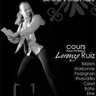 Cours Flamenco & Sévillanes / LORENZO RUIZ