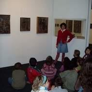 Artexprim18 propose des ateliers de sculpture taille directe, BD, peinture, gravure, dessin