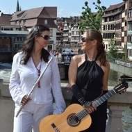 """Tourbillon de styles musicaux avec le duo """"Quigne"""""""