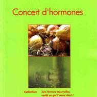 Pièce de théâtre contemporaine et expérimentale : Concert d'hormones de Régis Moulu,