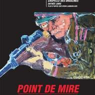 """Exposition """"Point de Mire"""" de Solomon ROSSINE"""