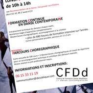 AUDITIONS pour le Centre de Formation Danse désoblique