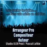 Compositeur Arrangeur musical pour projets artistiques (Lyon Rhône-alpes)