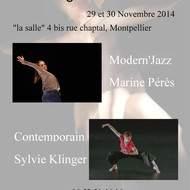 Stage de Modern'Jazz et danse Contemporaine