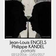 Jean-Louis ENGELS – Philippe KANDEL à la galerie d'art AMJ