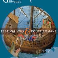 Festival Voix et route romane / La Mer est profonde, Trouvères et chant traditionnel breton / Diabolus in Musica et Marthe Vassallo