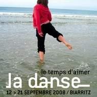 Festival Le Temps d'Aimer la danse