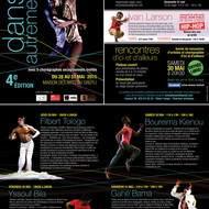 Stage international de danse contemporaine africaine