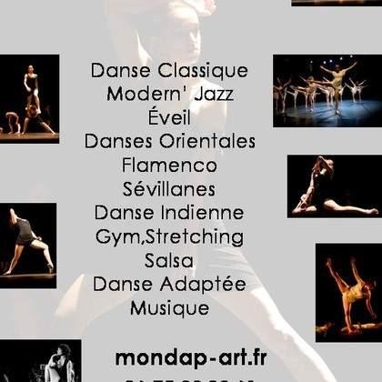 ECOLE DE DANSE MONDAP'ART