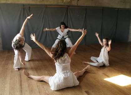 Stages danse contact et danse improvisée