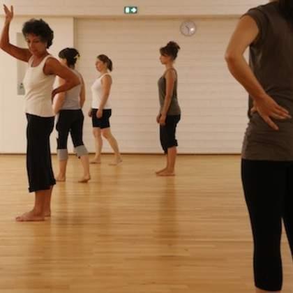 Stage Corps / Anatomie « La colonne vertébrale et sa mobilité» avec Véronique LARCHER