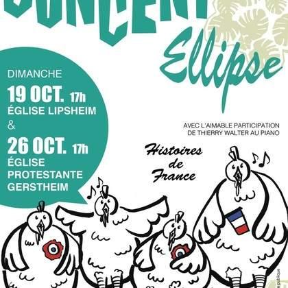 Concert Ellipse